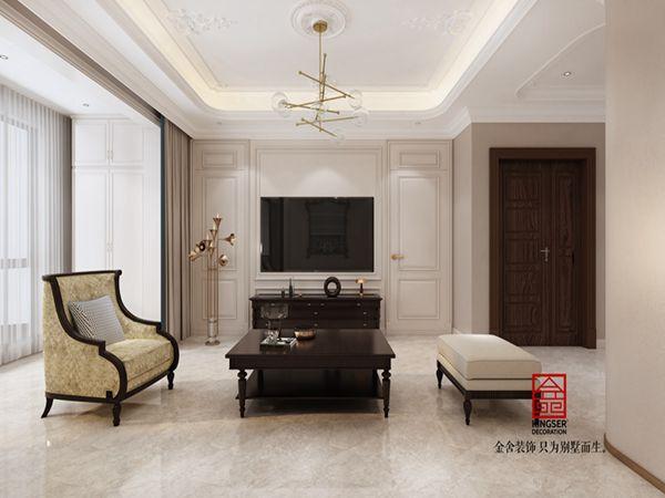 融创中心155平新古典风格案例分享