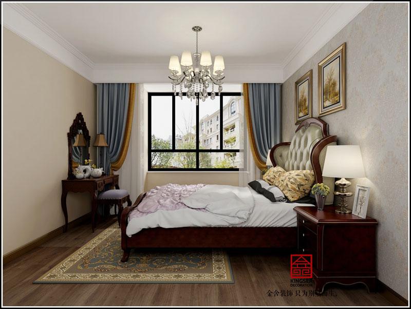 保利西悅春天-三室兩廳-裝修效果圖