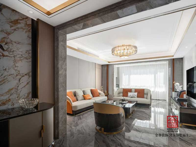 东南智汇城装修设计实景图