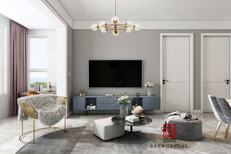 東南智匯城-現代簡約風格-裝修設計