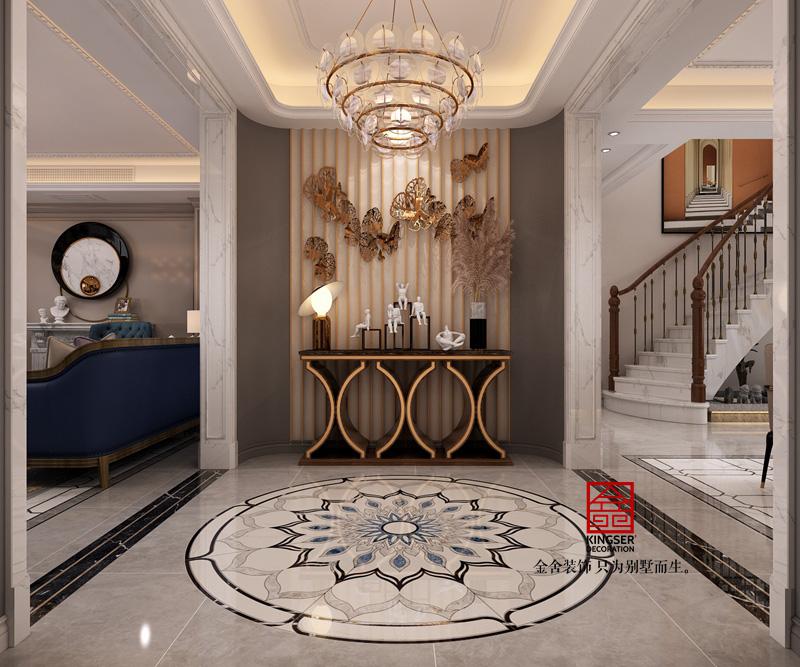 新型欧式豪华别墅装修设计的常见问题有什么?