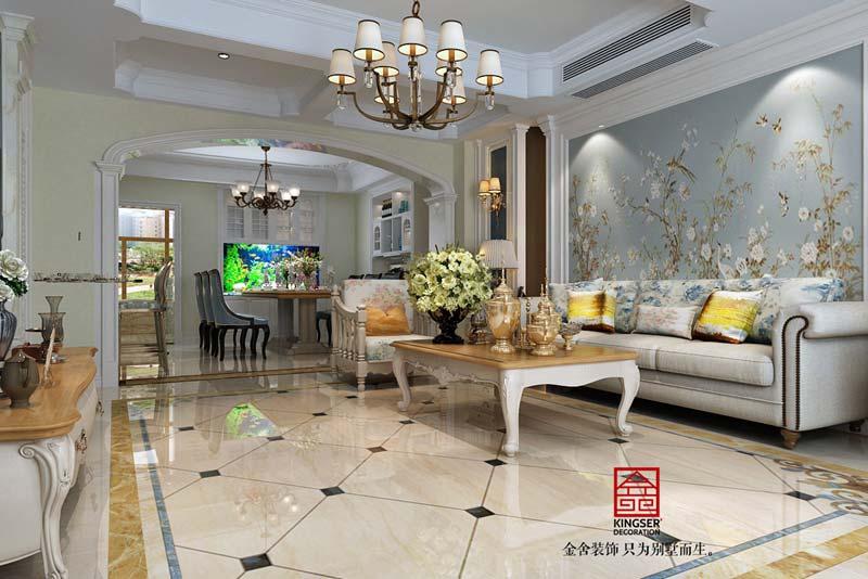 客廳裝飾的設計風格 客廳裝飾的設計方案