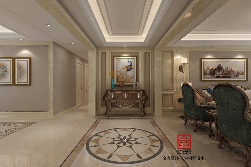 东南智汇城-190m²-装修效果图