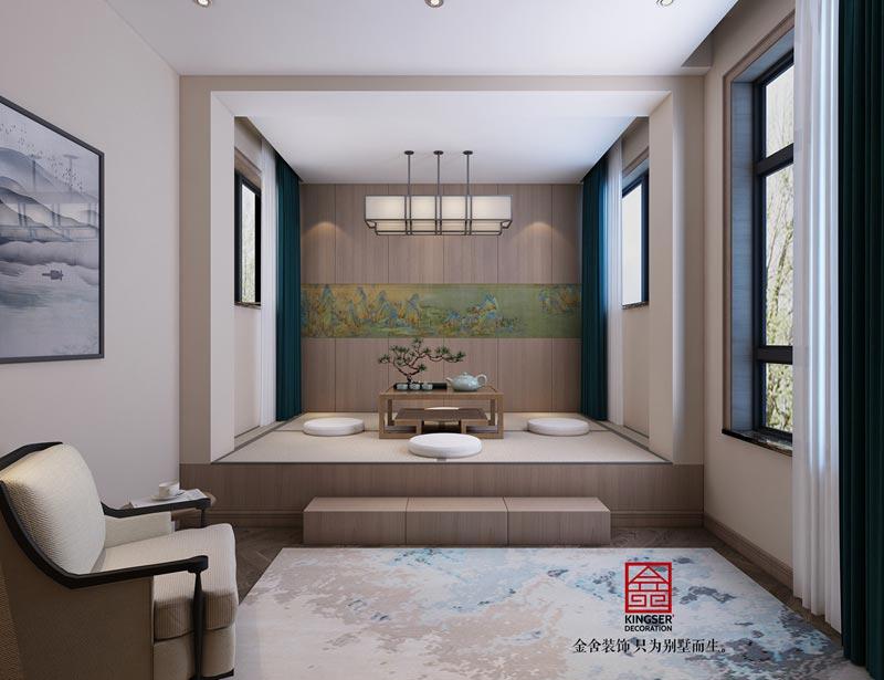 龙湖天宸原著-新中式-装修设计