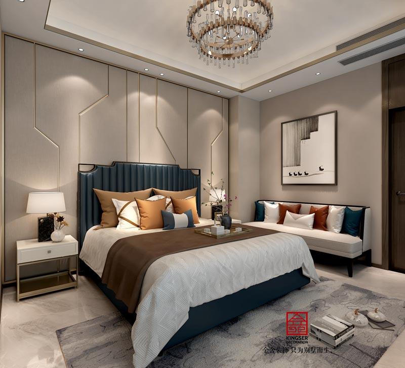 龍湖天宸原著-200平米-現代風格-裝修設計