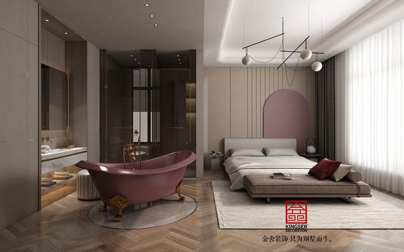 東南智匯城500平-現代風格-裝修案例