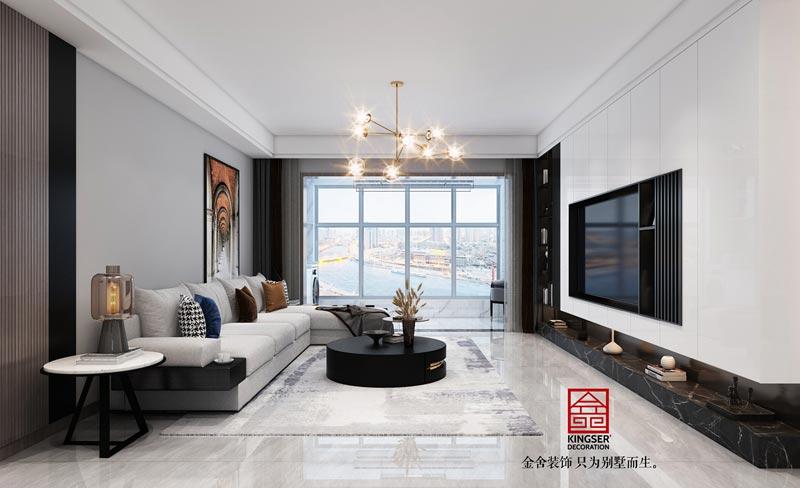 東南智匯城-150平-裝修