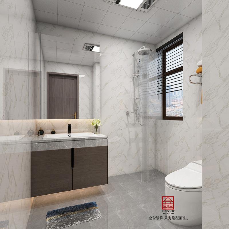 東南智匯城-150平-簡約風格裝修