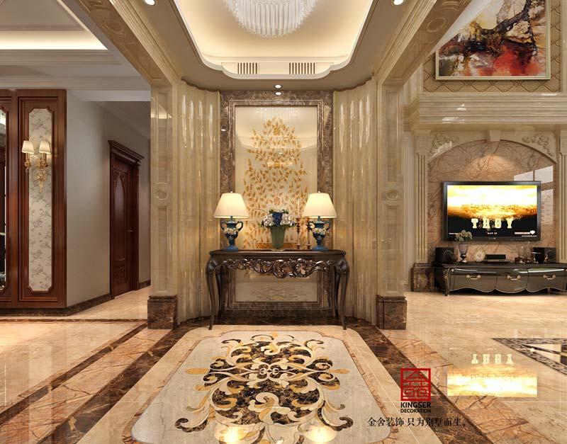 怎样开展入户玄关墙体装饰设计方案?常见问题有什么?