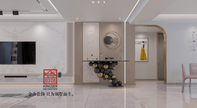 荣盛华府-178平-装修效果图