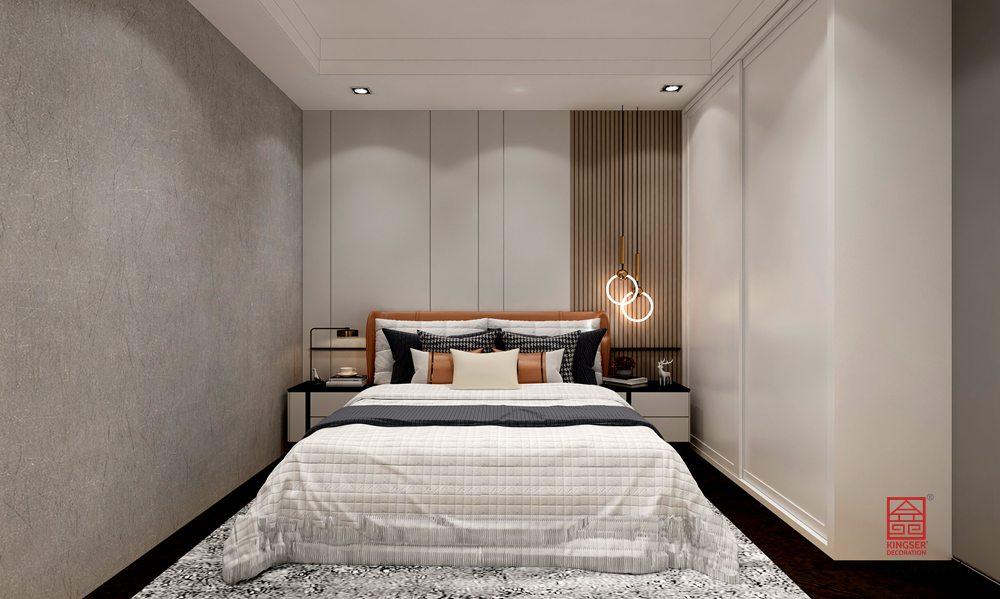 開元府281平米裝修-現代簡約-臥室