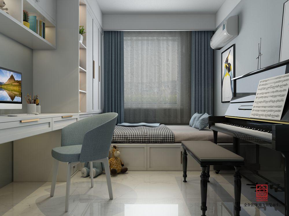 國宅150平米新中式風格裝修-兒童房